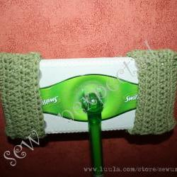 Eco-friendly reusable Swiffer cover
