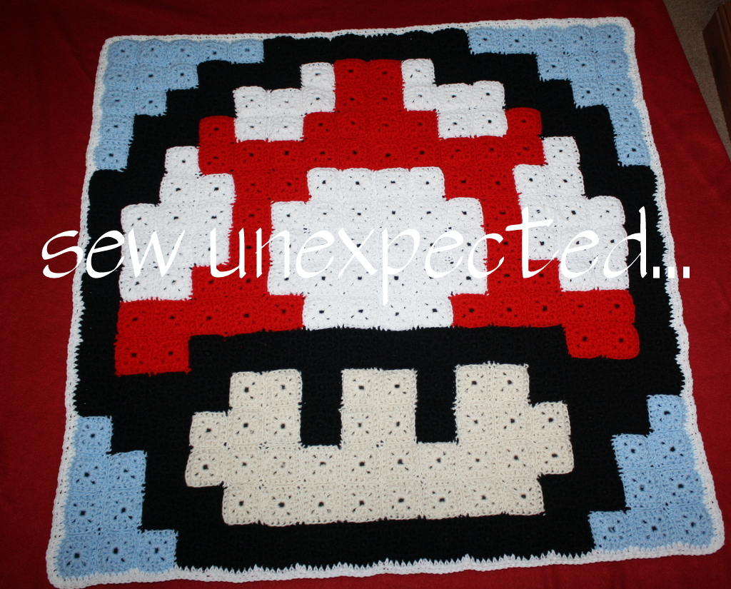 Mario Blanket Crochet Pattern Free : Luulla - We couldnt find the page you are looking for.